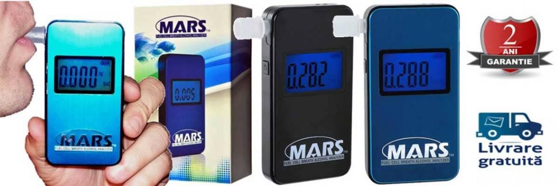 Alcooltest Mars AlcoVisor