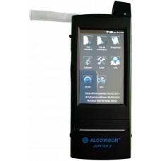 AlcoVisor JUPITER-X Etilotest profesional cu ecran tactil, imprimantă încorporată, cameră foto, sistem Android și meniu în limba română
