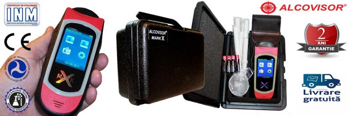 Etilotest Profesional AlcoVisor MARK-X