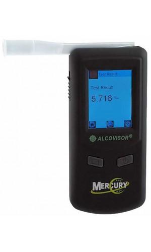 Etilotest profesional AlcoVisor Mercury cu ecran tactil